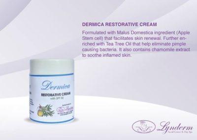 Dermica Restorative Cream with SPF 30 15g