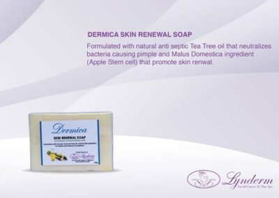 Dermica Skin Renewal Soap 100g